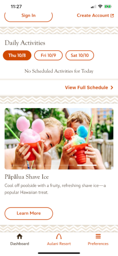 New Aulani Mobile App Just Launched 4