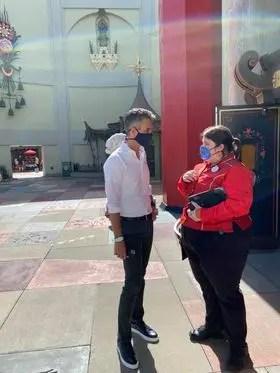 Josh D'Amaro visits Disney World amidst Cast Member Layoffs 3