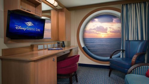 Disney Cruise Line will be changing staterooms in 2022