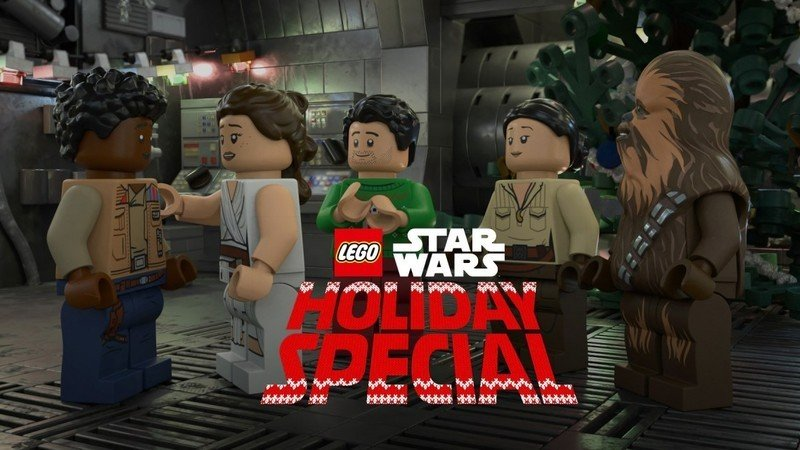 Kelly Marie Tran, Billy Dee Williams and Anthony Daniels Join the Cast of 'LEGO Star Wars Holiday Special'