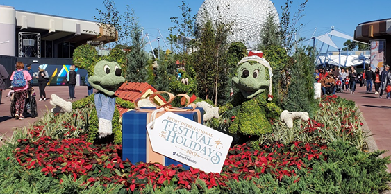 Celebrate EPCOT's Festival of the Holidays – Events and Activities