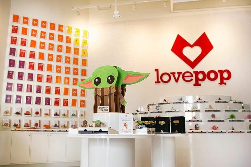 Love Pop Is Now Open At Disney Springs!