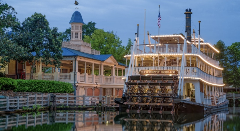 Liberty Square Riverboat & Tom Sawyer Island Closing For Refurbishment