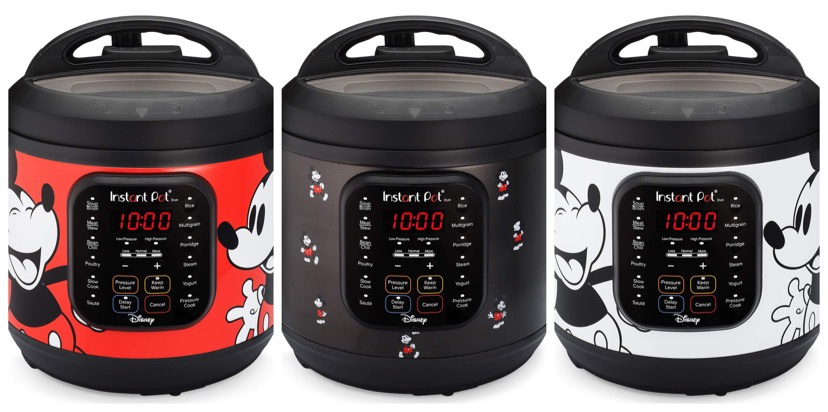 New Mickey Mouse Instant Pots At Walmart!