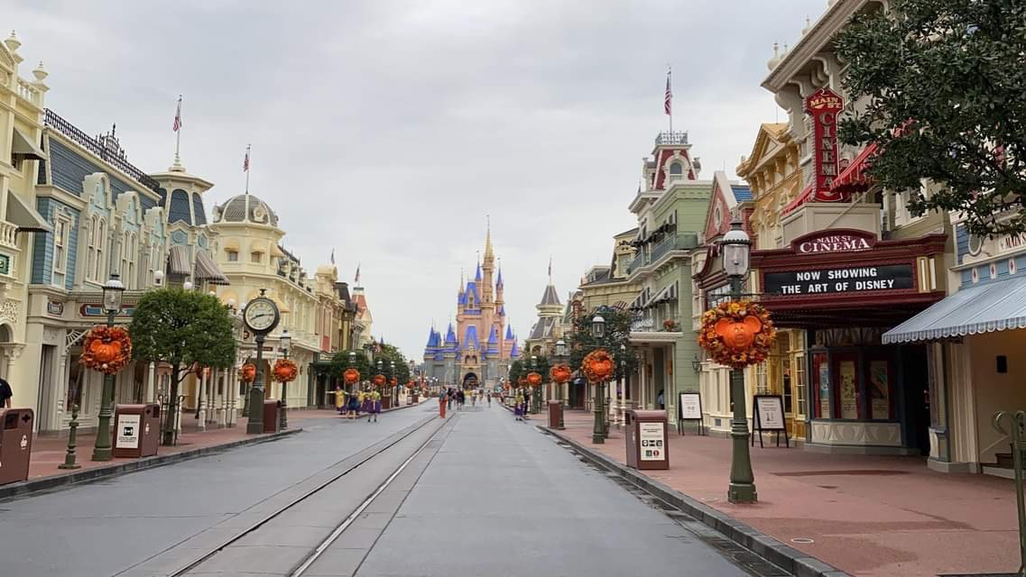 Gov Newsom sent undercover teams to Disney World to inspect reopening protocols