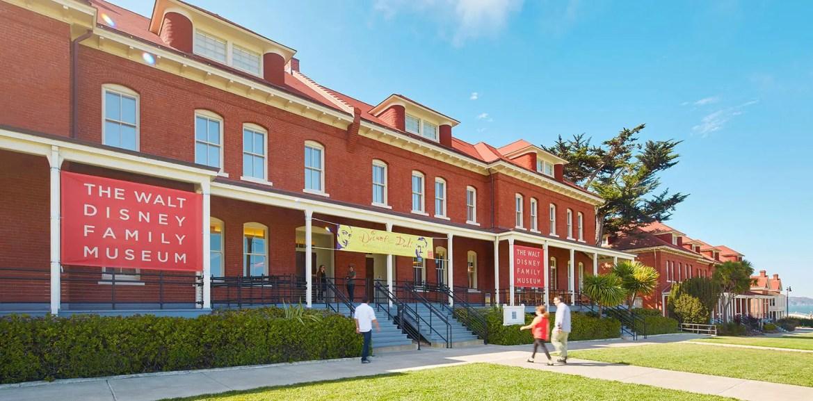 Walt Disney Family Museum Will Reopen On November 5th