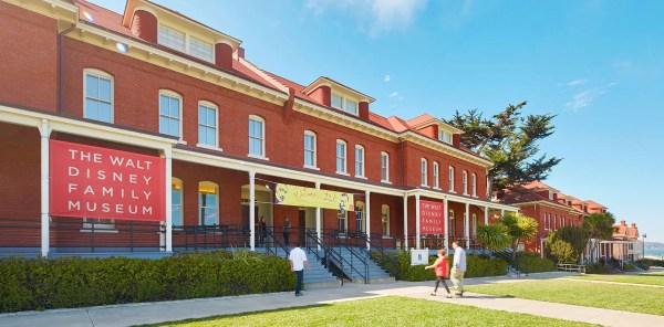 walt disney family museum reopen