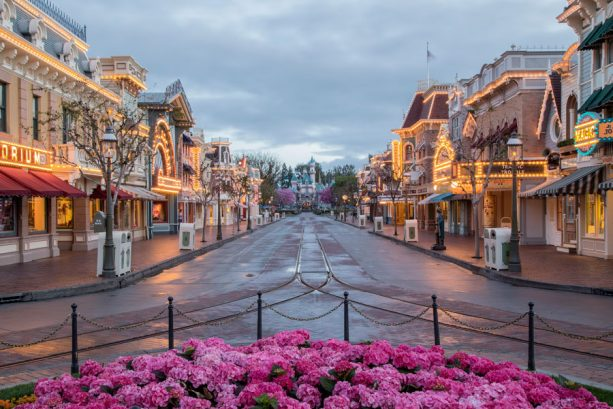 Disney has no plans on reopening Main Street USA in Disneyland