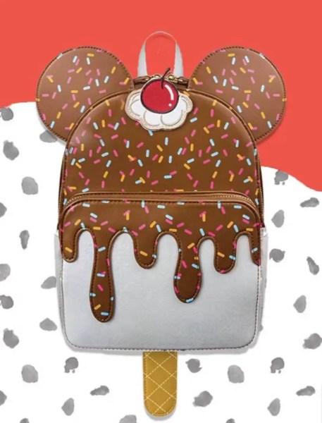 Sweet Danielle Nicole Mickey Ice Cream Backpack Has Scrumptious Style 2