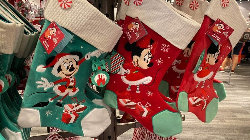 Adorable Disney Stockings To Add A Magical Holiday Touch