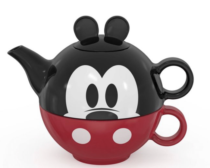 Four New Stackable Disney Tea Sets Spotted at Target