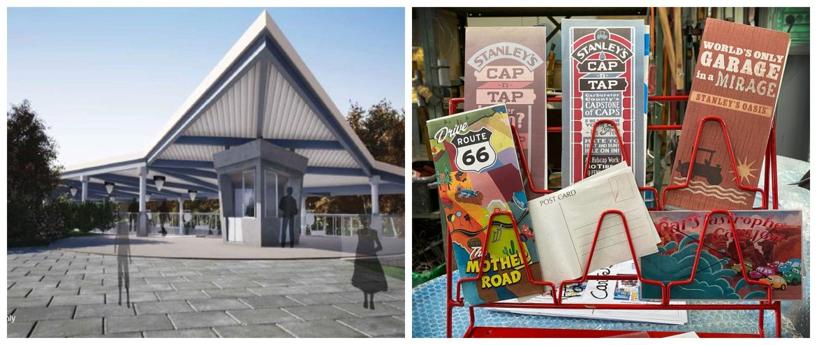 New details revealed for Cars Route 66 at Disneyland Paris
