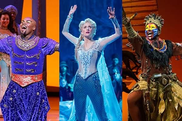 Casts of Disney's Lion King, Frozen, and Aladdin Will Reunite for ABC's The Disney Holiday Singalong