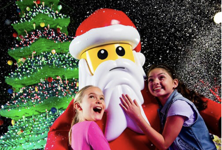 All-New Stage Show Headlines Holidays at LEGOLAND