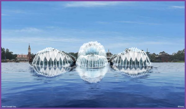 New Daytime Show Coming to Epcot's World Showcase Lagoon 1
