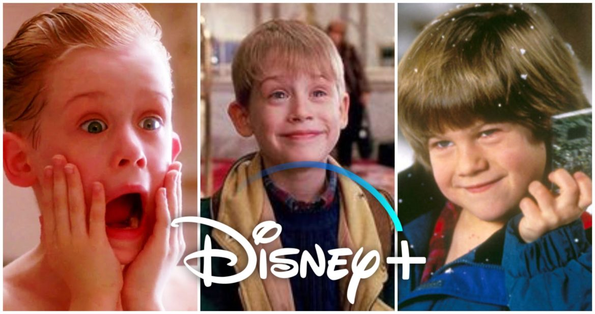 'Home Alone' Trilogy Now Streaming on Disney+