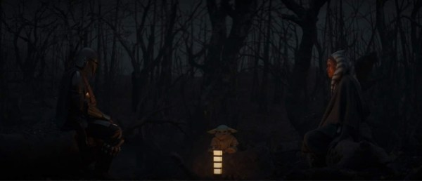 Rosario Dawson Confirmed as Ahsoka Tano in Latest Episode of Star Wars 'The Mandalorian' 3