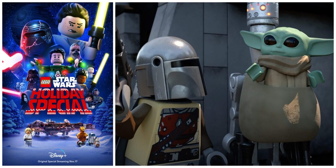 "The 'LEGO Star Wars Holiday Special' Trailer is Here and it's Full of ""Life Day"" Cheer"