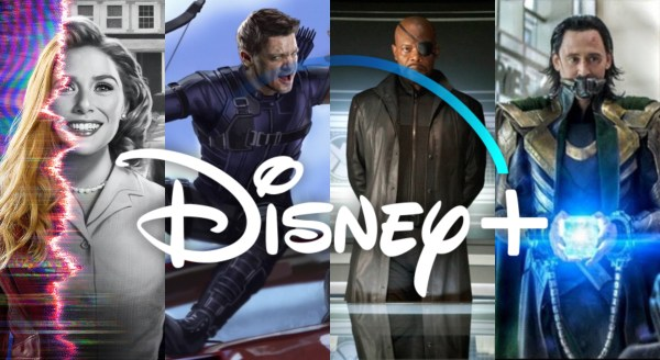 Take a Look at Every Marvel Studios Series Coming Soon to Disney+ 1