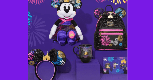 Final Minnie The Main Attraction Collection Revealed 1