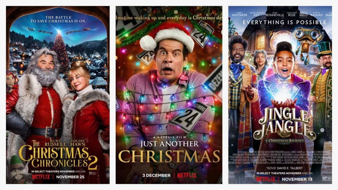 Stream Some Christmas Cheer with these Holiday Movies and Shows on Netflix
