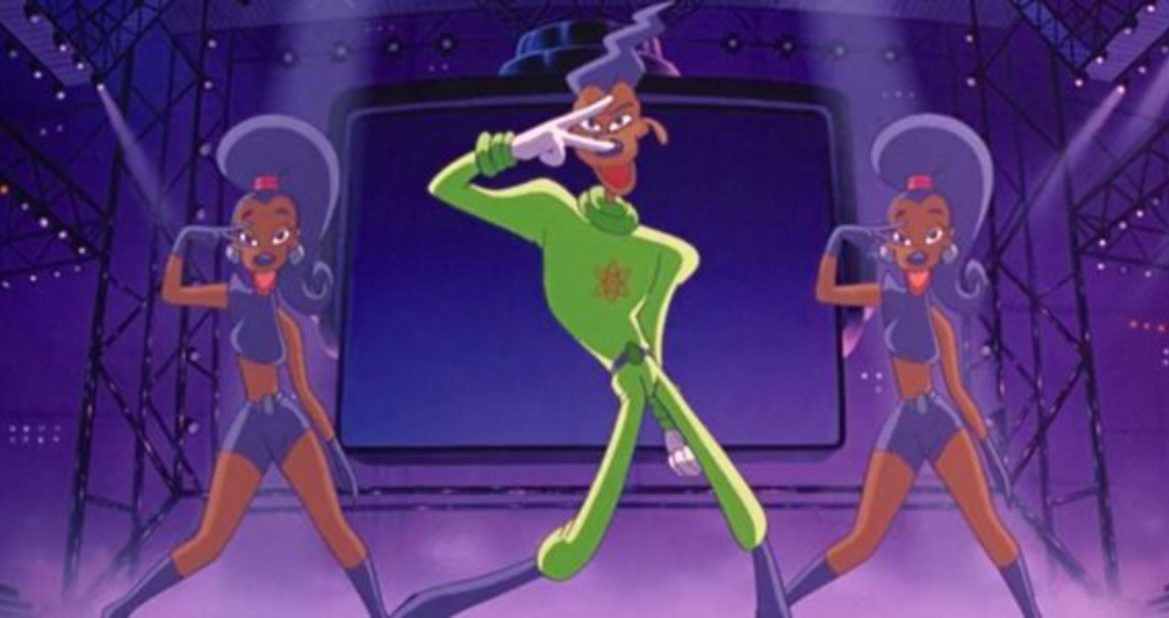 "Fan-Made Powerline ""I 2 I"" Music Video from 'A Goofy Movie' Goes Viral"