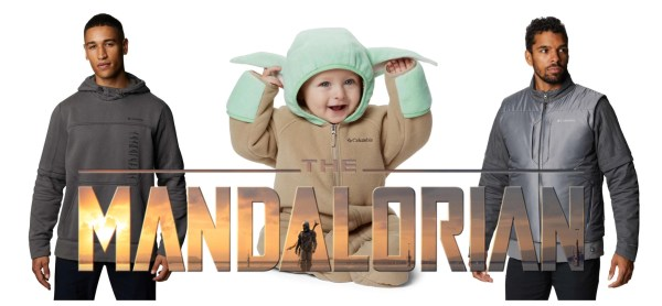 New Star Wars 'The Mandalorian' Jacket Collection from Columbia is Coming Soon 1