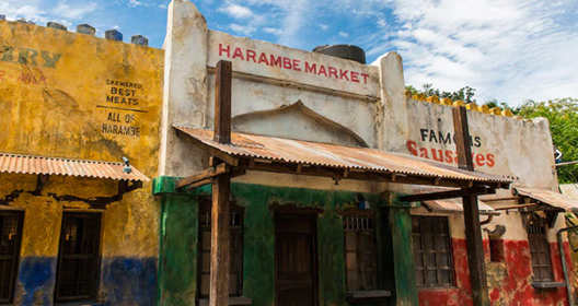 Harambe Market in Disney's Animal Kingdom will reopen this weekend
