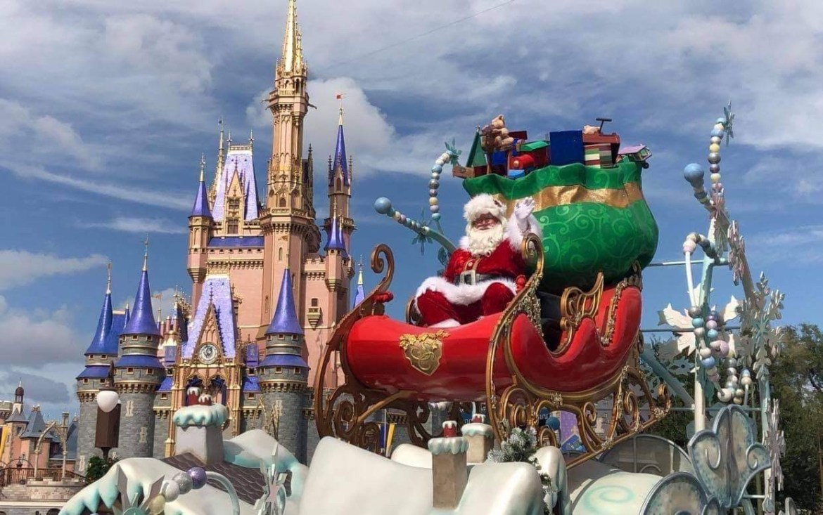 Have Disney Parks Holiday Items Shipped To You!