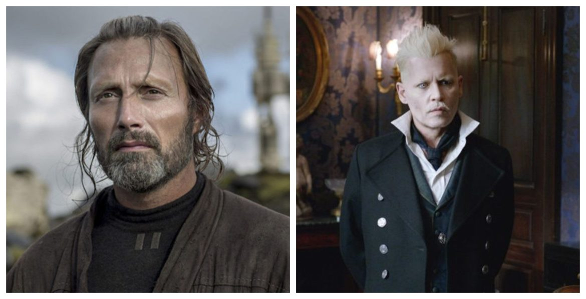 Mads Mikkelsen to Replace Johnny Depp as Grindelwald in Fantastic Beasts 3