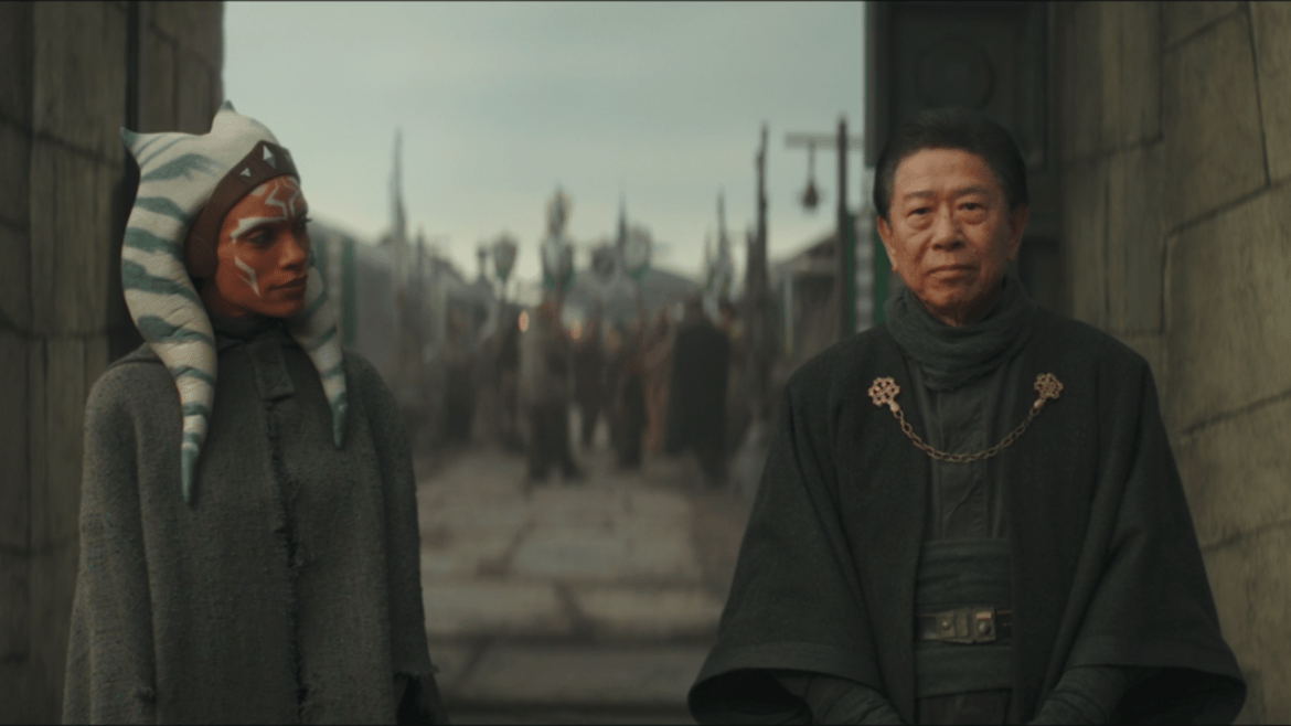 New 'The Mandalorian' Episode Features Disney Legend and Imagineer Wing Chao