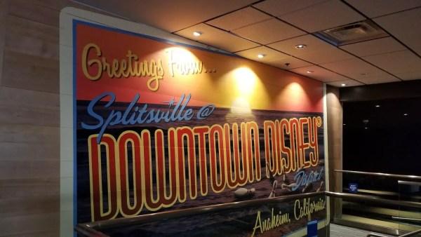 Splitsville Dining is now open in Downtown Disney 2