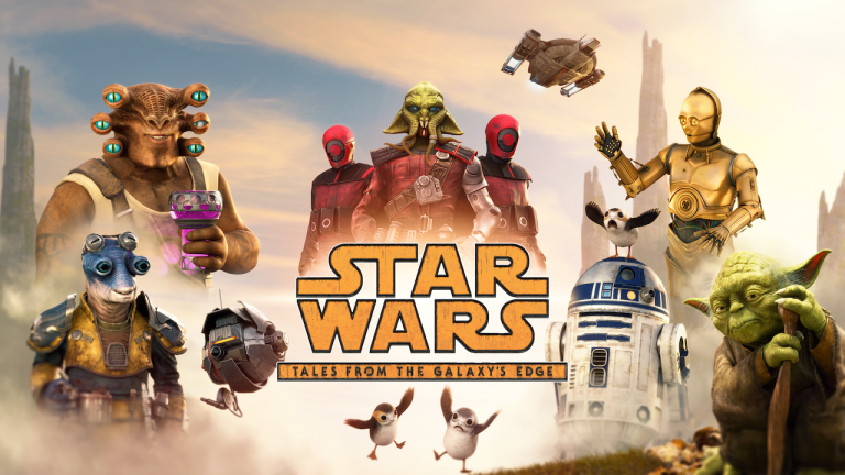 New Star Wars: Tales from the Galaxy's Edge VR game out now