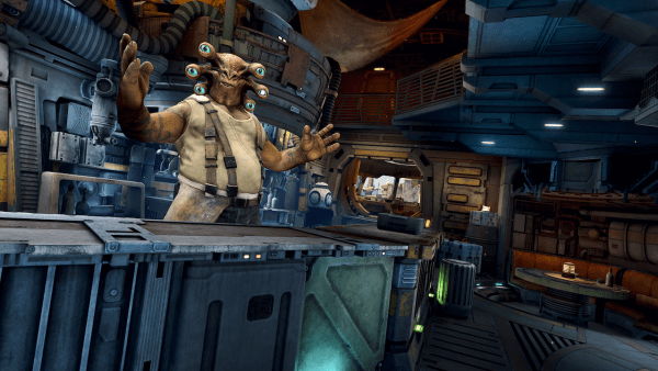 New Star Wars: Tales from the Galaxy's Edge VR game out now 2