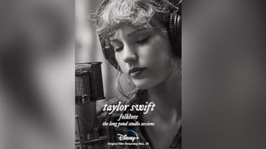 Taylor Swift 'folklore' Special to Premiere Exclusively on Disney+