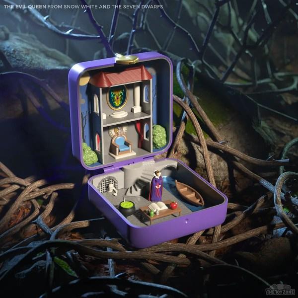 Disney Villains Polly Pocket