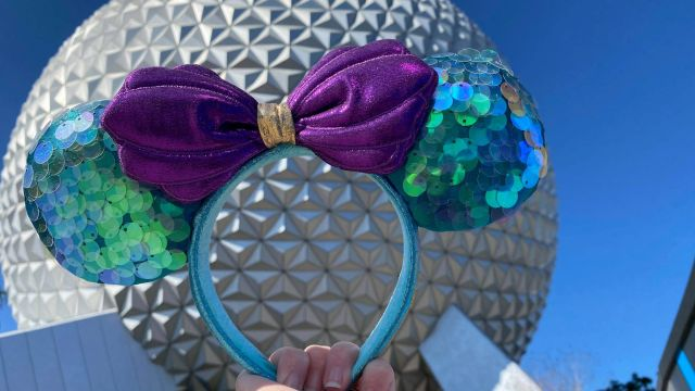 New Minnie Mouse Ears Have Sparkled Into Walt Disney World 3