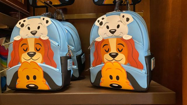 Adorable New Disney Cats And Disney Dogs Loungefly Collection 2