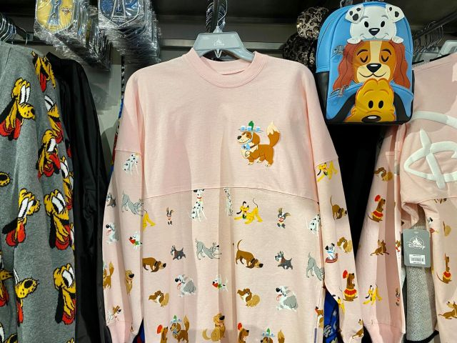 New Disney Dogs Spirit Jersey Is Paw-sitively Paw-some! 2