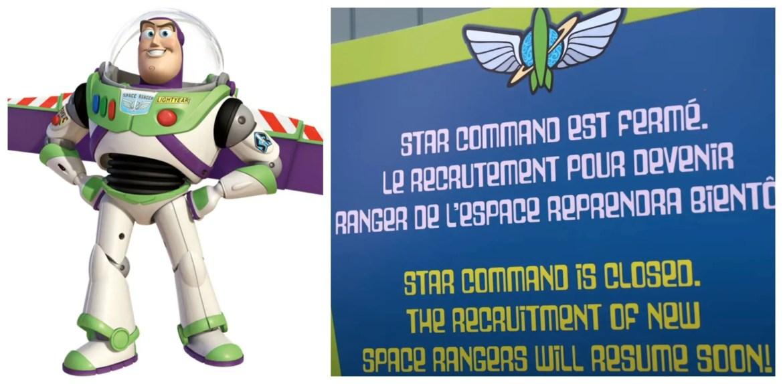 Buzz Lightyear Laser Blast in Disneyland Paris to receive makeover!