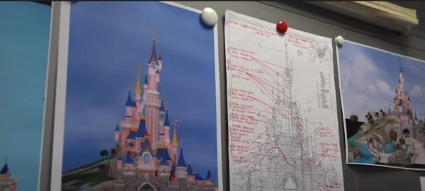 Sleeping Beauty Castle Undergoes its First Major Refurbishment in 2021 1