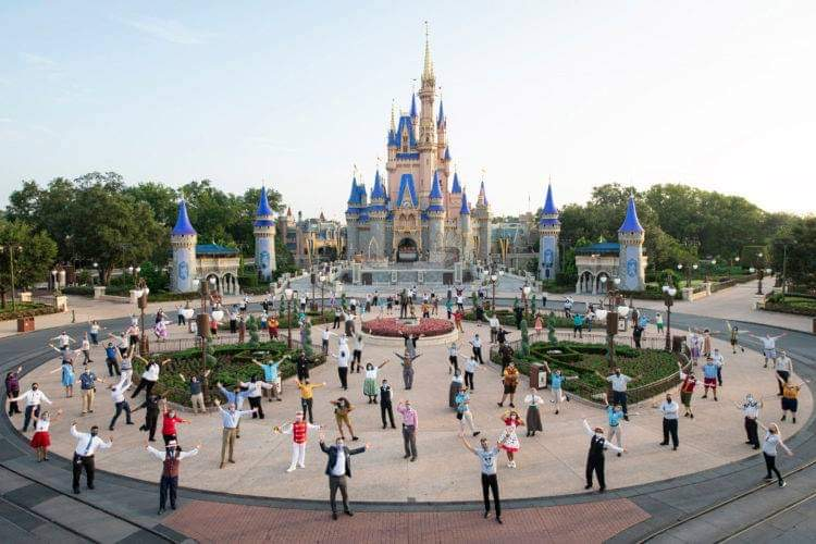 More Disney World Cast Members Are Returning to Work