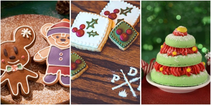 Disney Christmas Cookie Recipe Roundup!