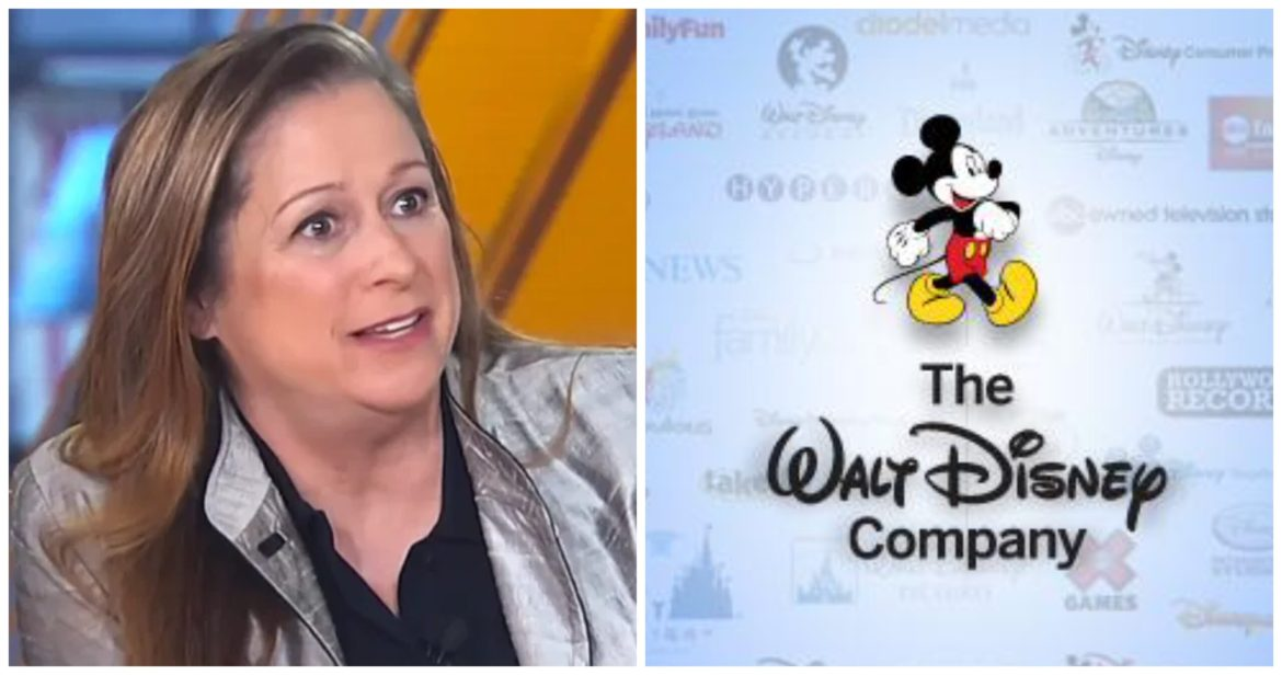 "Abigail Disney Shares that The Walt Disney Company ""Needs to be Saved From Itself"""