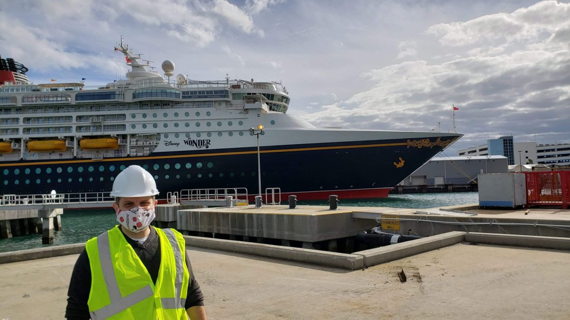 First Look at the New Disney Cruise Line Terminal at Port Canaveral