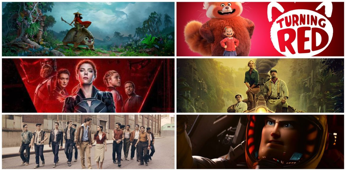 Updated Theatrical Release Schedule for Disney, Pixar, Marvel, Star Wars, 20th Century, and More!