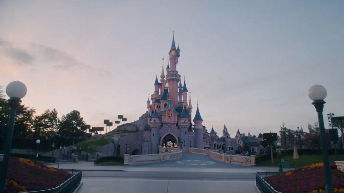 Sleeping Beauty Castle Undergoes its First Major Refurbishment in 2021