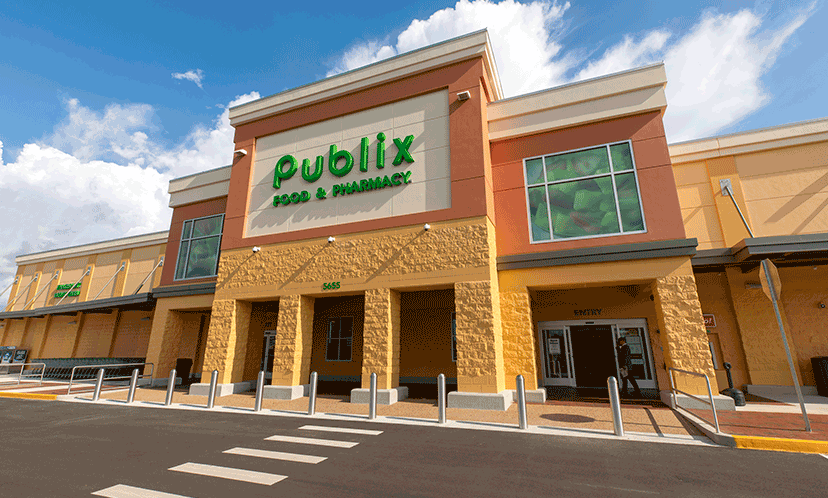 Publix is Donating 1.3 Million Pounds of Food to Florida Food Banks