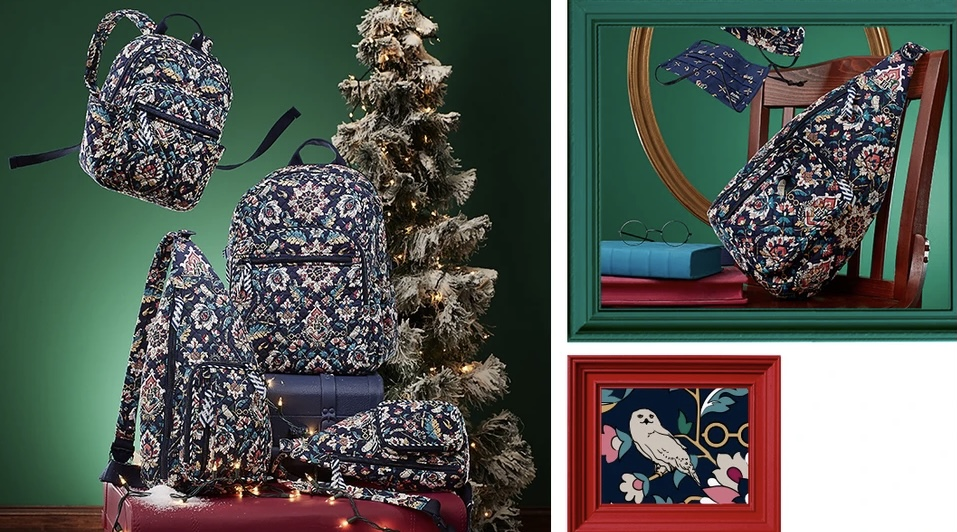 New Harry Potter Vera Bradley Styles Just In Time For The Holidays