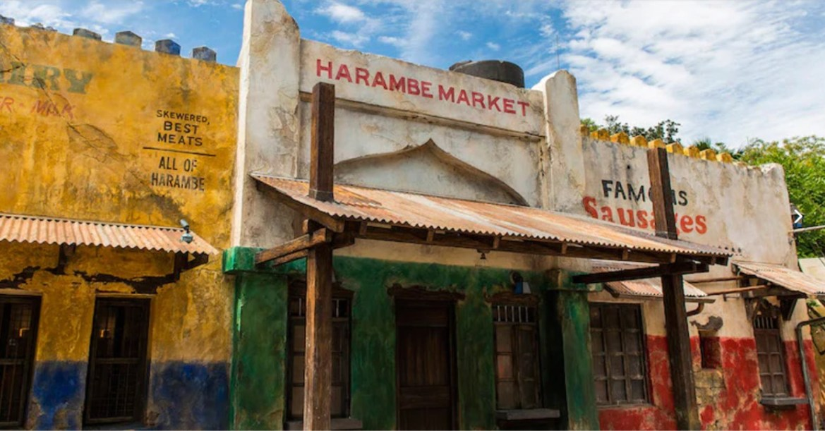 Harambe Market will only be open weekends starting in January